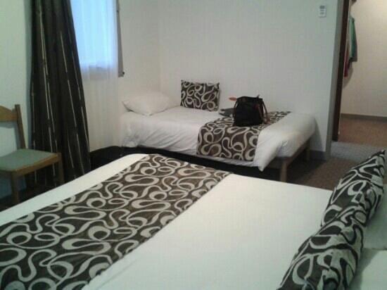 Hotel du Moulin: chambre 1personne