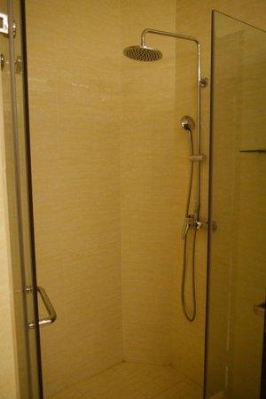 Ixora Hotel Penang: Shower