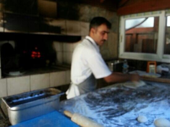 Enistenin Yeri : The oven