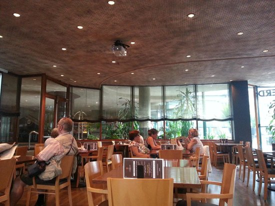 Hotel Carlemany: Hotel Cafeteria