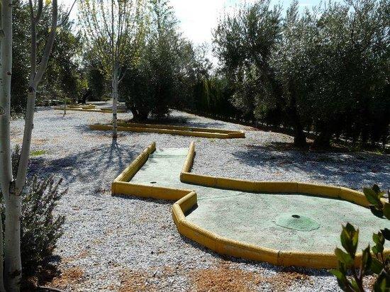 Alojamientos Rurales Hacienda Sierra de Cazorla: Mini golf
