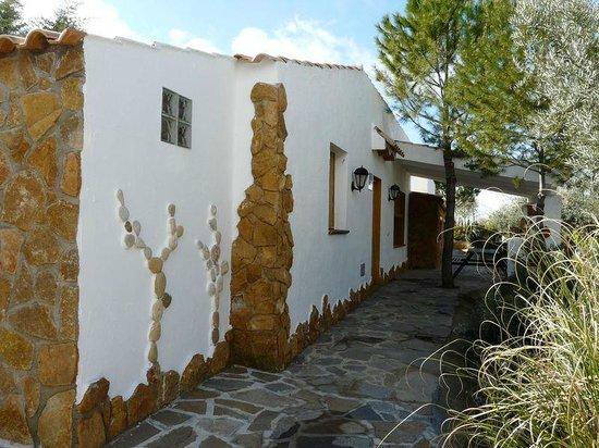 Alojamientos Rurales Hacienda Sierra de Cazorla: Fachada y decoracion casa Pinea