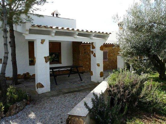 Alojamientos Rurales Hacienda Sierra de Cazorla: Fachada casa Pinea