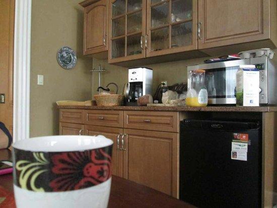 Frederick Street Inn: Breakfast room