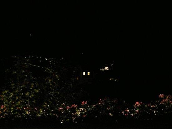 Hotel Belaval: Di notte dal balcone