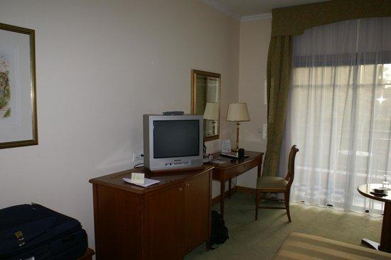 Quinta do Monte : La chambre