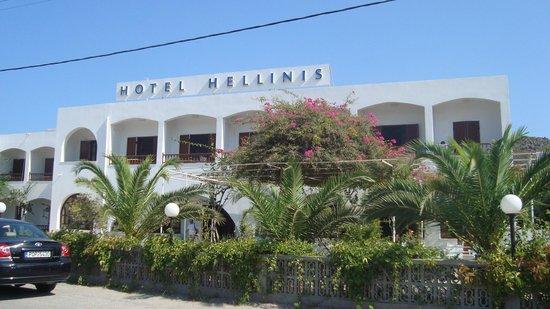 Hellinis Hotel: hotel