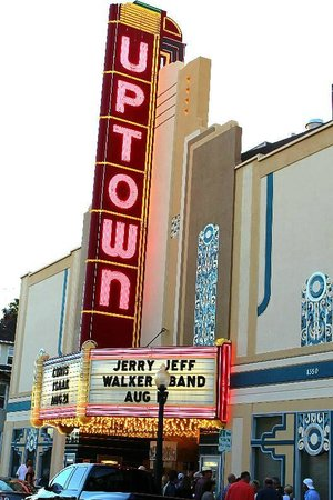 The Uptown Theatre : JJW @ the Uptown