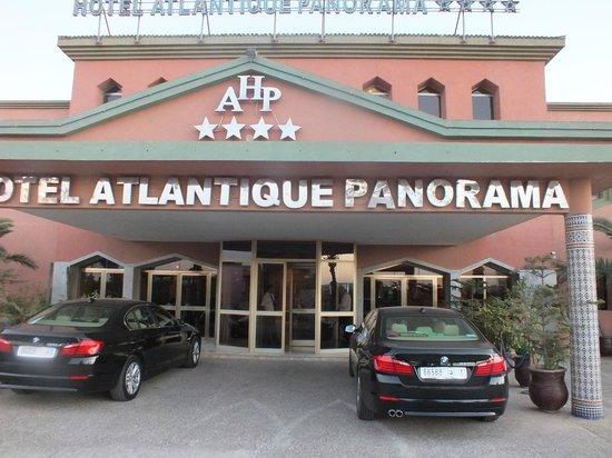 Atlantique Panorama: widok hotelu