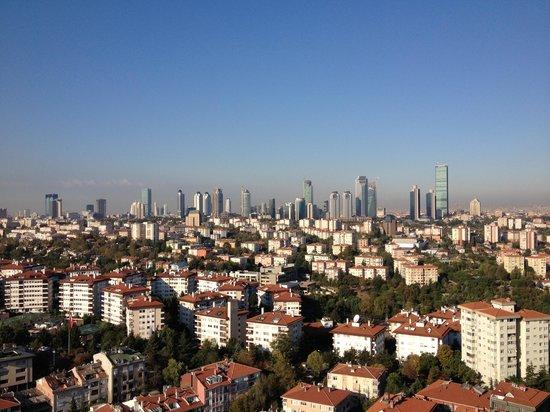 Le Meridien Istanbul Etiler: Other part of town