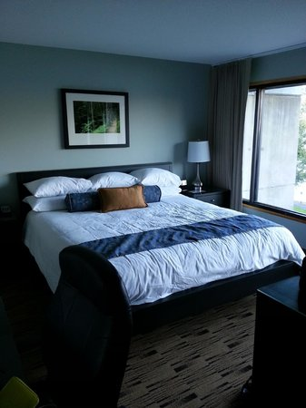 BEST WESTERN PLUS Hood River Inn: King Size Bed