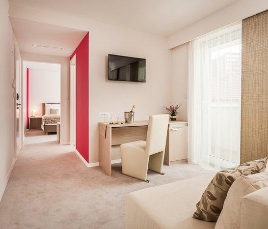 Rooms Stricek: suite