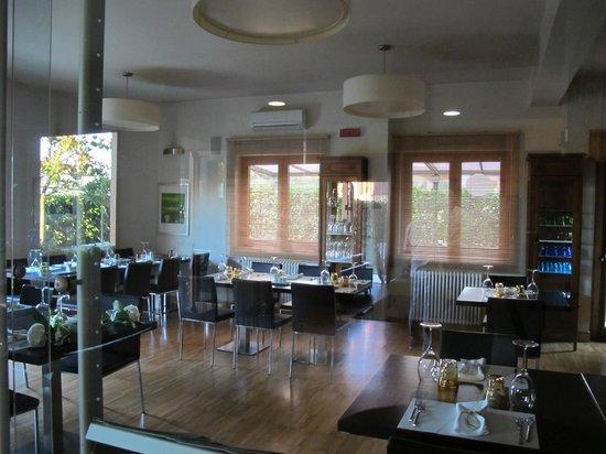 Il Nido dell'Etna : sala ristorante