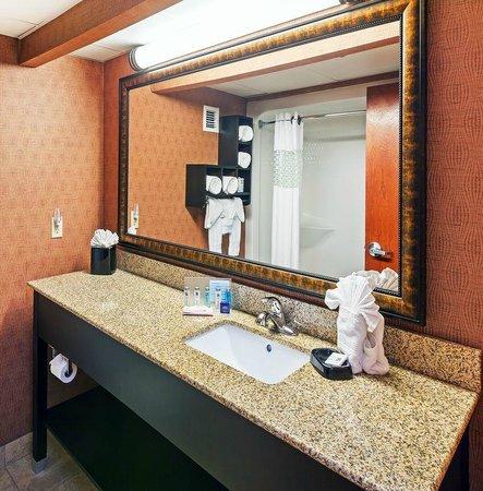 Hampton Inn Conway: Guest Bathroom