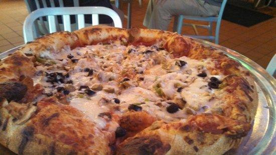 Ingleside Village Pizza: Veggie Pizza
