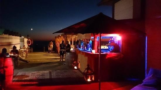 Calambrone, Włochy: chiringuito