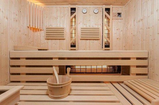 Nawigator Spa: sauna