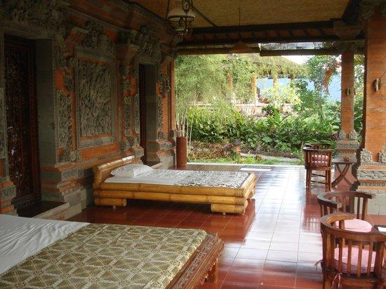 Subak Tabola Villa : Vue extérieure d'une villa de Subak Tabola