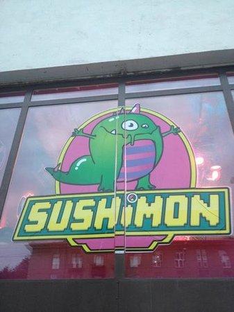 Sushimon: sushi mon