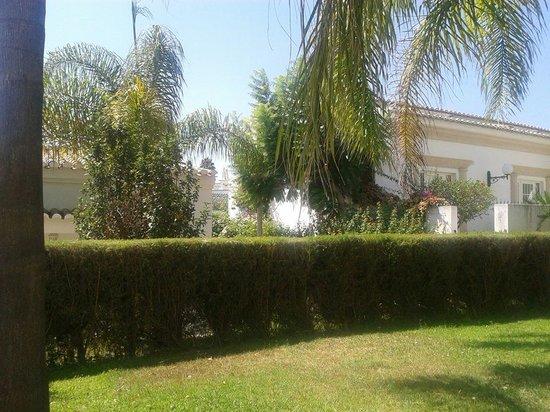 Luz Ocean Club: garden