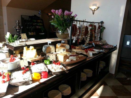 Scots Hotel: desayuno