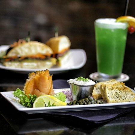 Naggy McGee's Irish Restaurant and Pub : Smoked Salmon