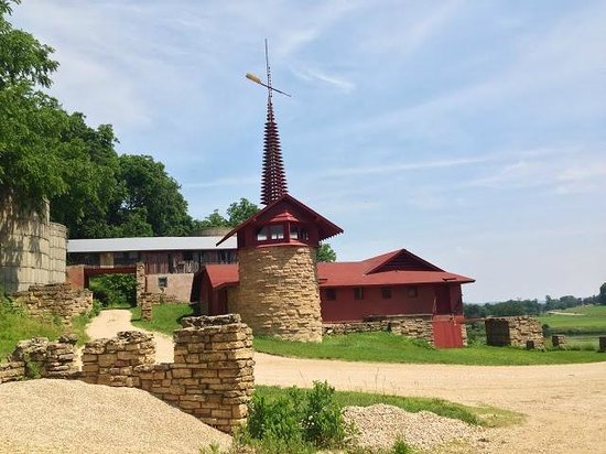 Taliesin Preservation: one of the stops