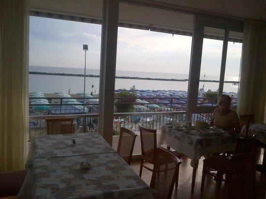 Hotel Internazionale: Vista dal ristorante