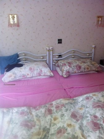 Edencoille Bed & Breakfast: Kamer
