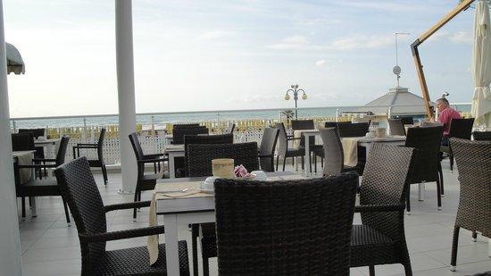 Hotel Carlton: La nuova terrazza