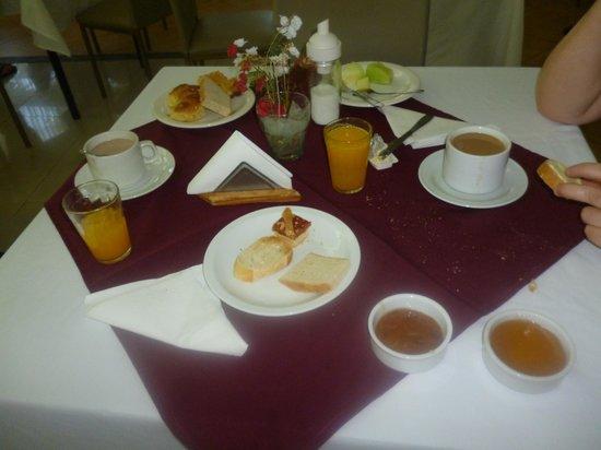 Virginia Palace Hotel & Spa: DESAYUNO