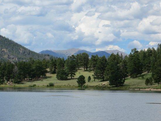 Lily Lake Trailhead: RMNP - Lily Lake
