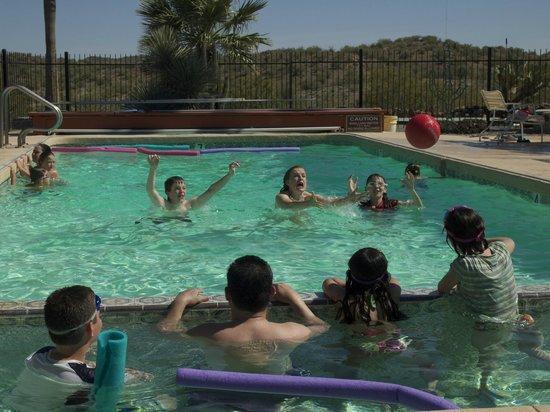 Flying E Ranch: Fun at the Pool