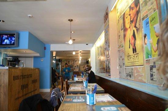 Delhi Grill: Interno