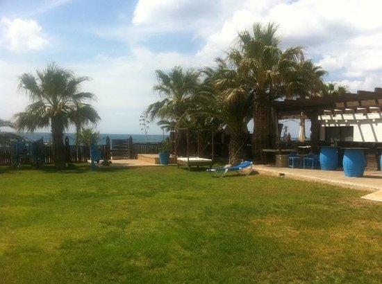 Sajorami  Beach: sajorami beach bungalow numero 13