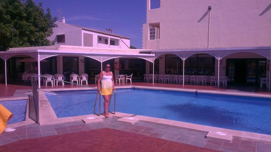 Smartline La Santa Maria Playa: Pool