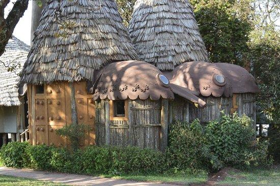 andBeyond Ngorongoro Crater Lodge: Lodge