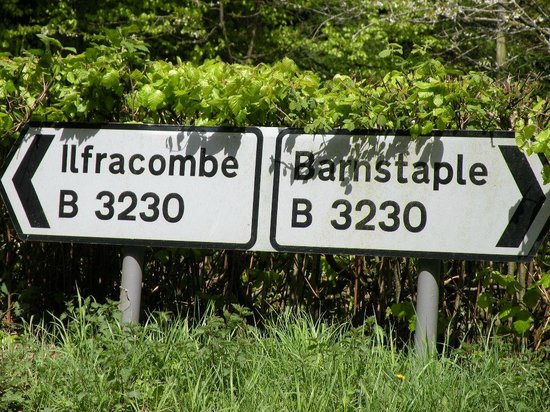 ‪‪Bittadon‬, UK: That's where we are! inbetween Ilfracombe & Barnstaple.‬