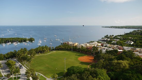 Sonesta Coconut Grove Miami: View from the balcony 2