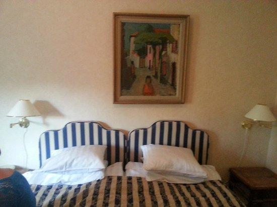 Kohlswa Herrgard: Säng rum 21