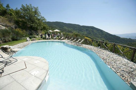 I Tre Baroni : The pool