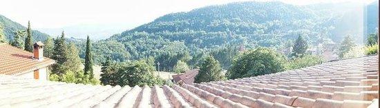 I Tre Baroni: The view