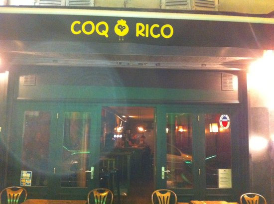 Coq O Rico