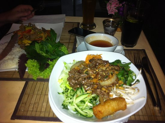 Nam Giao 31: Noodle dish