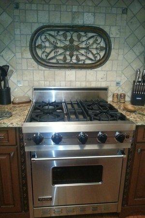 LeBear Residential Resort: High end appliances
