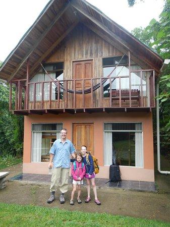 Cabañas Valle Campanas: our cabin