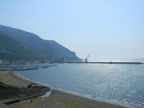 Hotel Stabia: View from the diningroom
