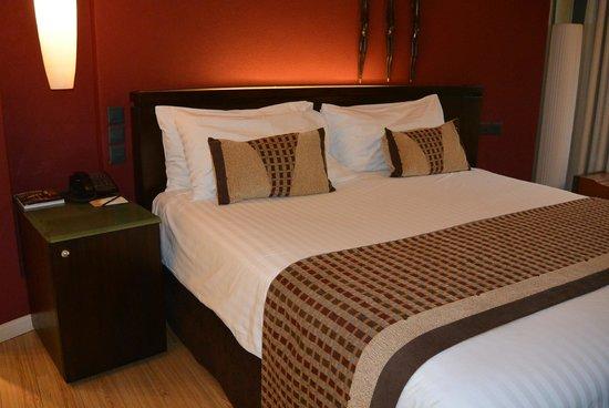 Tribe Hotel: hotel room