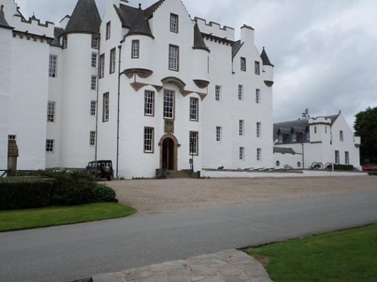 Blair Castle Caravan Park: Blair Castle