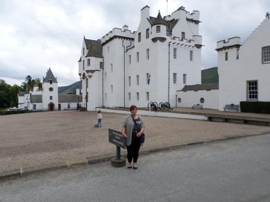 Blair Castle Caravan Park: Blair Castle.